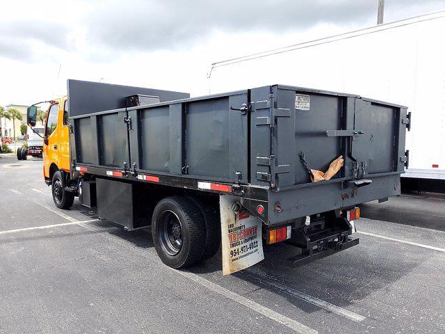 2019 Hino Truck Double Cab, Landscape Dump #PT009493 - photo 1