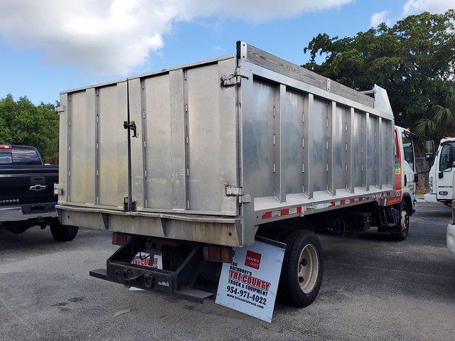 2017 Isuzu NPR Crew Cab 4x2, Landscape Dump #PT801701 - photo 1