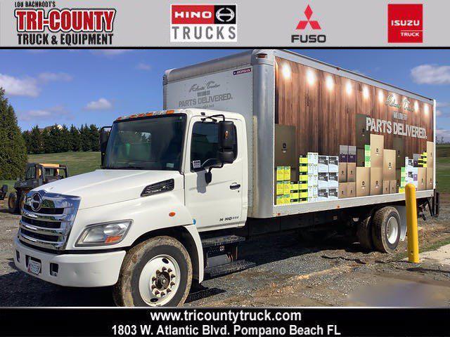 2013 Hino Truck, Dry Freight #PTS54318 - photo 1