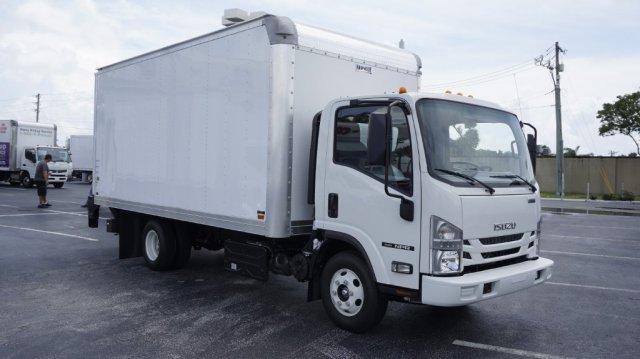 2019 Isuzu NPR-HD Regular Cab 4x2,  Knapheide Dry Freight #T1920 - photo 1