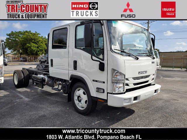 2021 Isuzu NRR, Cab Chassis #T2303 - photo 1