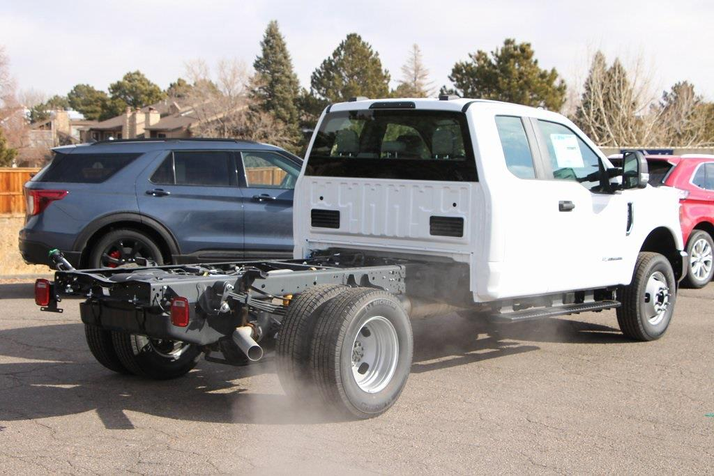 2020 Ford F-350 Super Cab DRW 4x4, Cab Chassis #FF109523 - photo 1