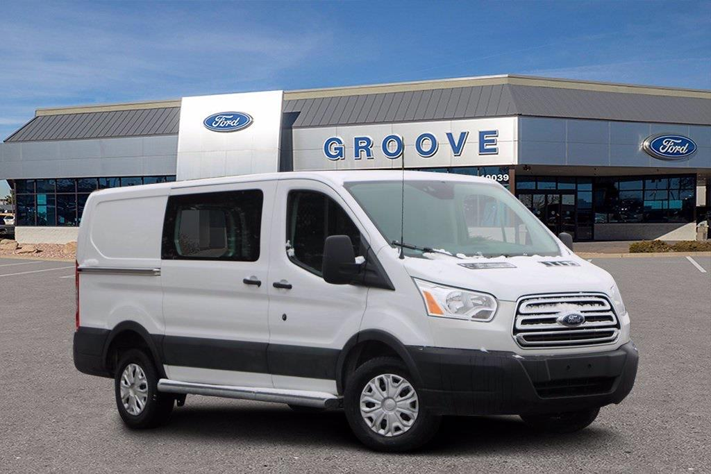 2019 Ford Transit 250 Low Roof 4x2, Empty Cargo Van #FU27180 - photo 1
