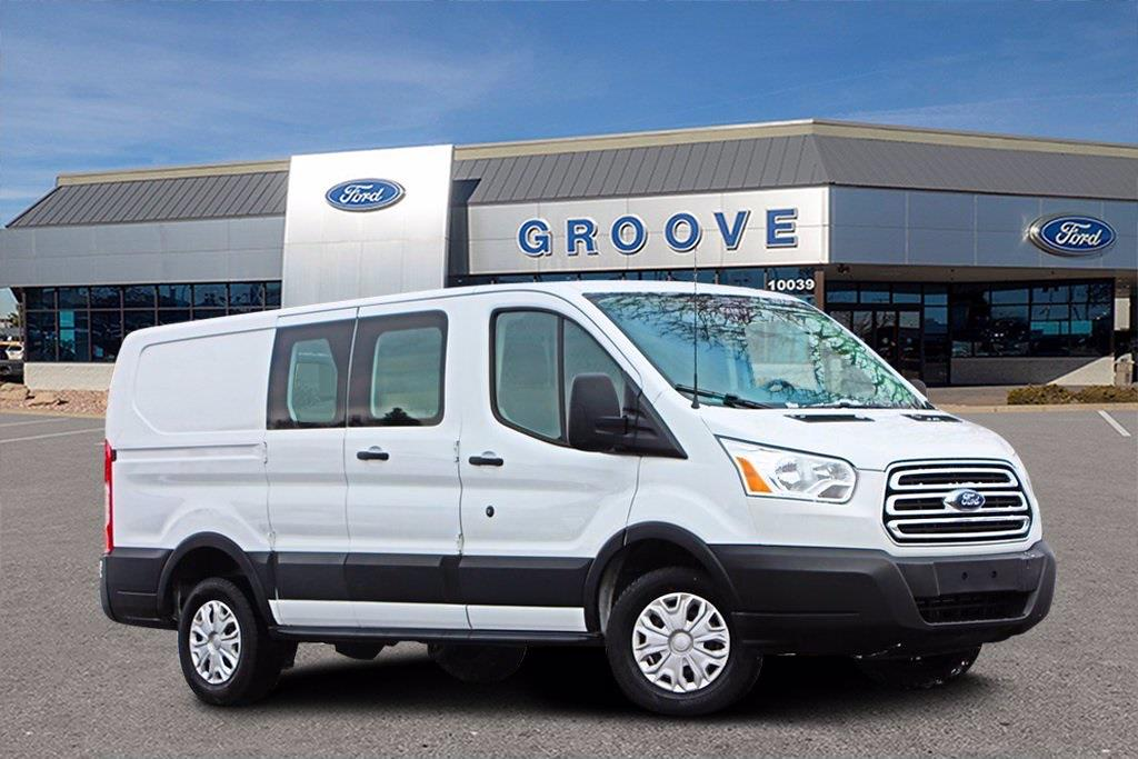 2019 Ford Transit 250 Low Roof 4x2, Empty Cargo Van #FU27181 - photo 1