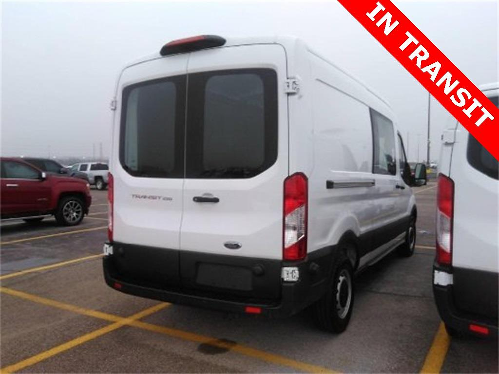 2019 Ford Transit 250 Med Roof 4x2, Empty Cargo Van #FU27182 - photo 1