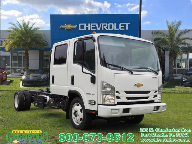 2020 Chevrolet LCF 5500XD Crew Cab 4x2, Cab Chassis #L1105 - photo 1