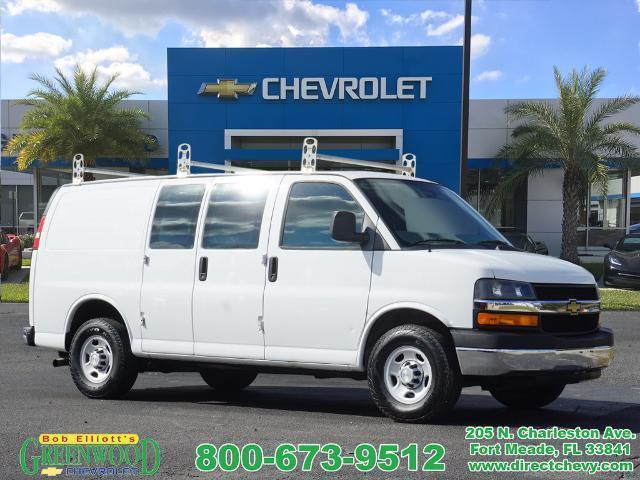 2016 Chevrolet Express 2500 4x2, Upfitted Cargo Van #M1113AA - photo 1