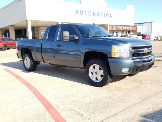 2010 Silverado 1500 Extended Cab 4x4,  Pickup #AZ277005 - photo 4