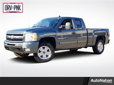 2010 Silverado 1500 Extended Cab 4x4,  Pickup #AZ277005 - photo 1