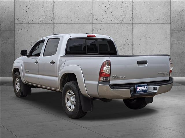 2011 Toyota Tacoma Double Cab 4x2, Pickup #BX002705 - photo 1