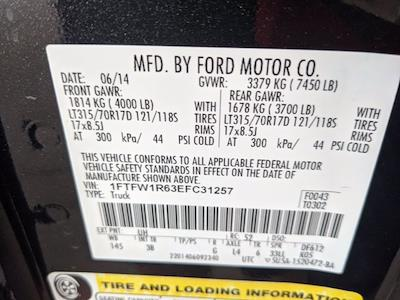 2014 Ford F-150 SuperCrew Cab 4x4, Pickup #EFC31257 - photo 19