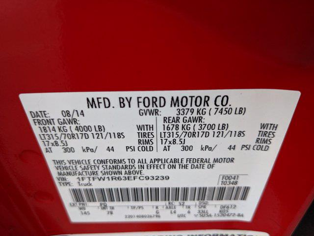 2014 F-150 SuperCrew Cab 4x4,  Pickup #EFC93239 - photo 21