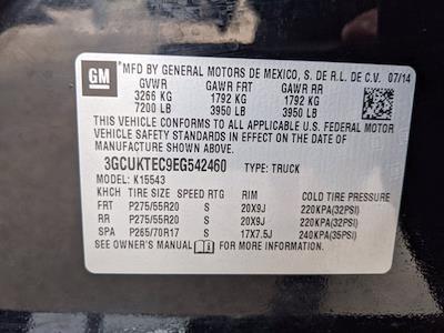2014 Chevrolet Silverado 1500 Crew Cab 4x4, Pickup #EG542460 - photo 19