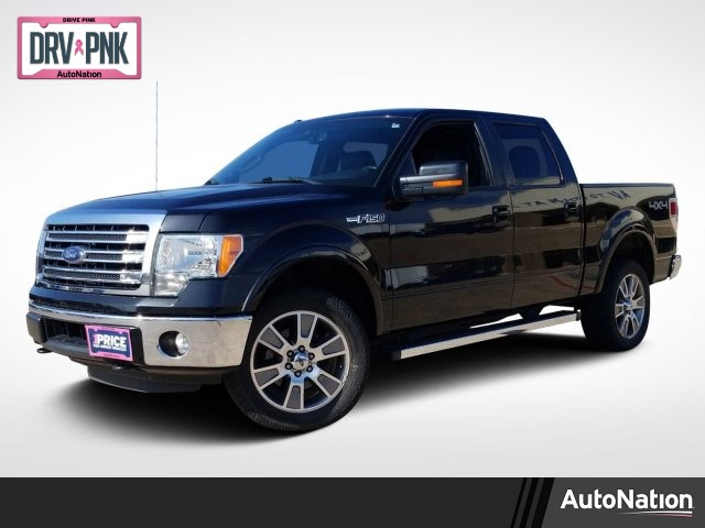 2014 F-150 SuperCrew Cab 4x4,  Pickup #EKE52341 - photo 1