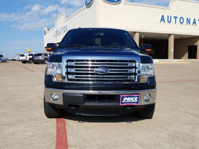 2014 F-150 SuperCrew Cab 4x4,  Pickup #EKE52341 - photo 3