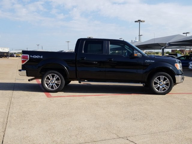 2014 F-150 SuperCrew Cab 4x4,  Pickup #EKE52341 - photo 5