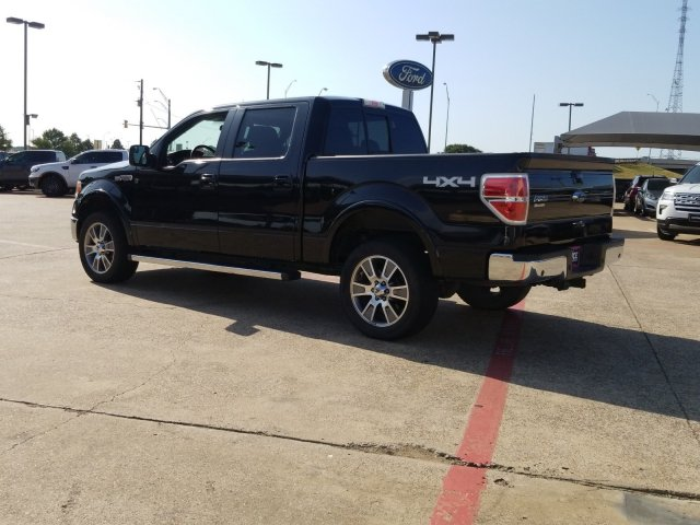 2014 F-150 SuperCrew Cab 4x4,  Pickup #EKE52341 - photo 2