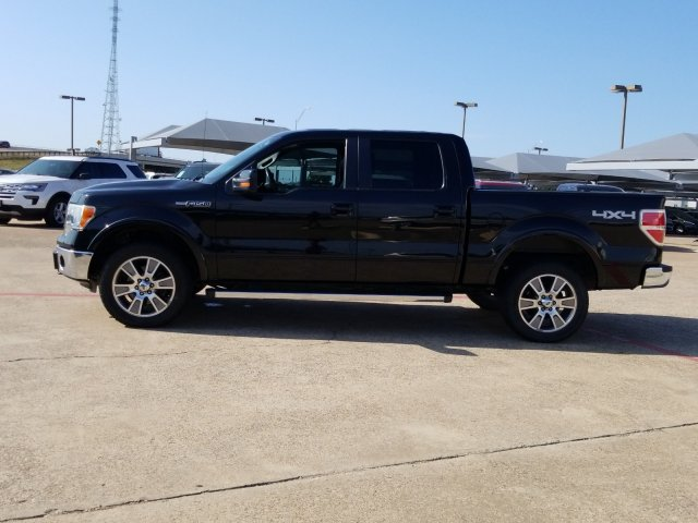 2014 F-150 SuperCrew Cab 4x4,  Pickup #EKE52341 - photo 8