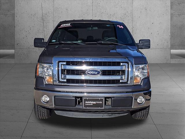 2014 Ford F-150 SuperCrew Cab 4x2, Pickup #EKF04037 - photo 3