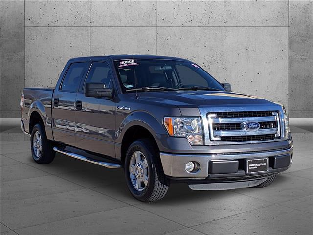 2014 Ford F-150 SuperCrew Cab 4x2, Pickup #EKF04037 - photo 4