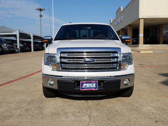 2014 F-150 SuperCrew Cab 4x2,  Pickup #EKF04186 - photo 3