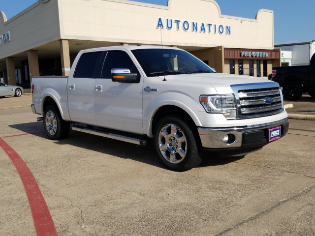 2014 F-150 SuperCrew Cab 4x2,  Pickup #EKF04186 - photo 4