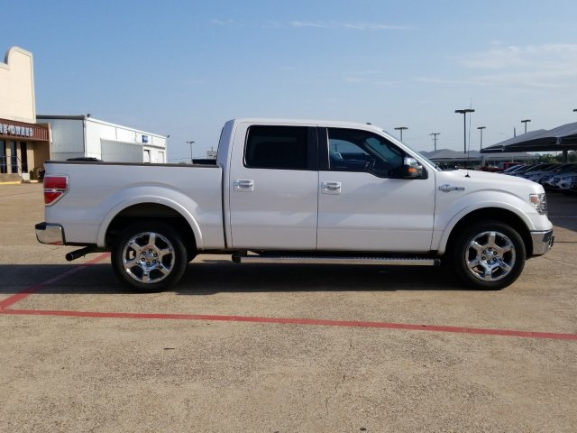 2014 F-150 SuperCrew Cab 4x2,  Pickup #EKF04186 - photo 5