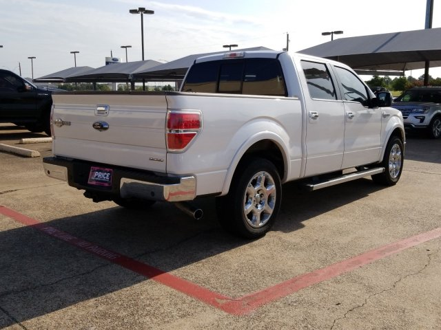 2014 F-150 SuperCrew Cab 4x2,  Pickup #EKF04186 - photo 6