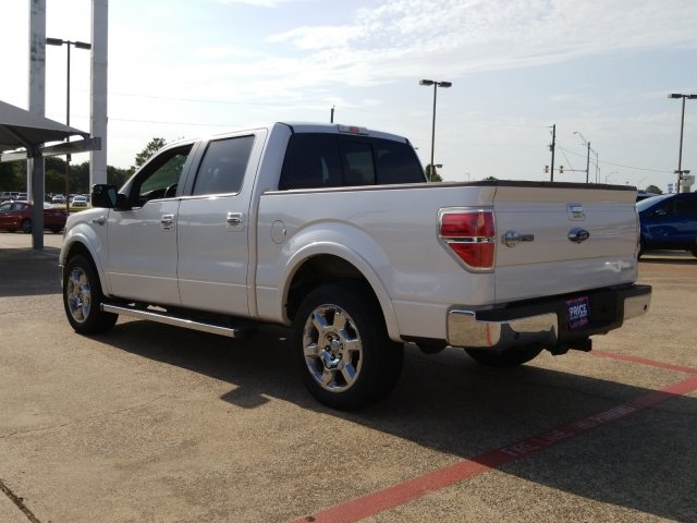 2014 F-150 SuperCrew Cab 4x2,  Pickup #EKF04186 - photo 2