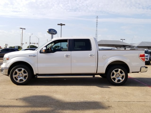 2014 F-150 SuperCrew Cab 4x2,  Pickup #EKF04186 - photo 8