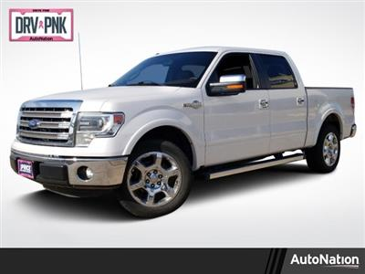 2014 F-150 SuperCrew Cab 4x2,  Pickup #EKF04186 - photo 1