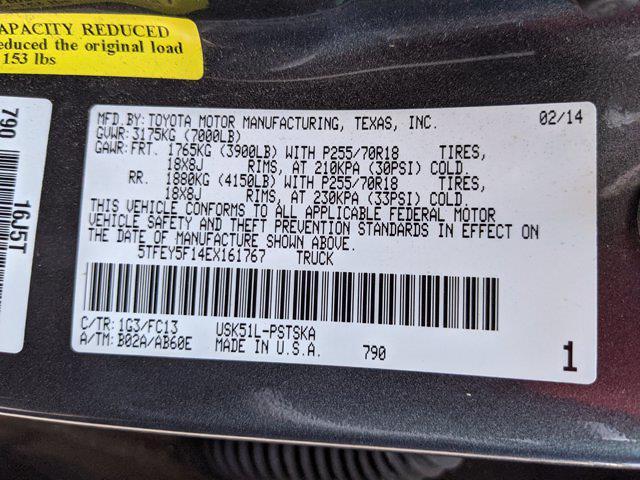 2014 Tundra Crew Cab 4x2,  Pickup #EX161767 - photo 17