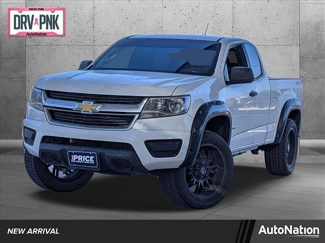 2015 Chevrolet Colorado Extended Cab 4x4, Pickup #F1204647 - photo 1