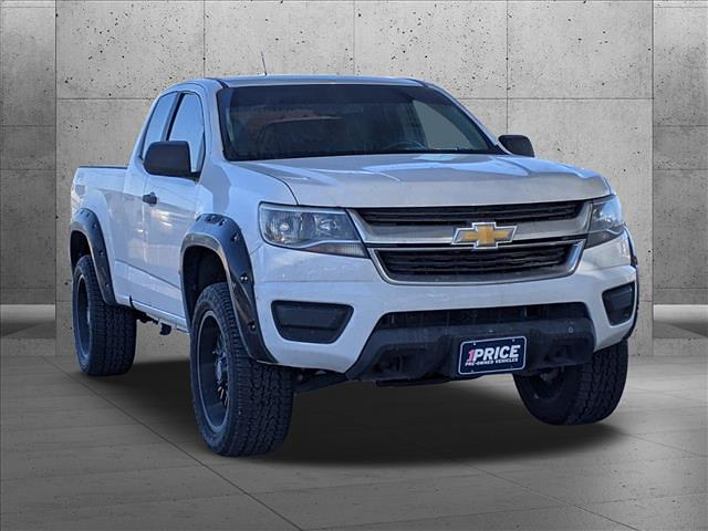 2015 Chevrolet Colorado Extended Cab 4x4, Pickup #F1204647 - photo 3