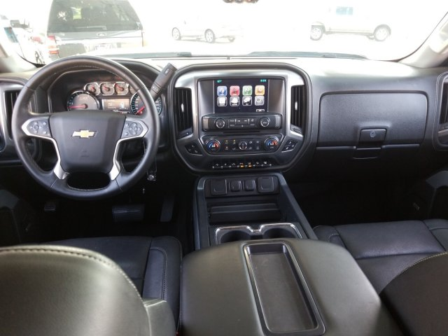 2015 Silverado 2500 Crew Cab 4x4,  Pickup #FF565225 - photo 14