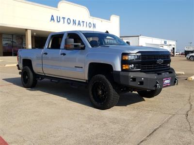 2015 Silverado 2500 Crew Cab 4x4,  Pickup #FF565225 - photo 4