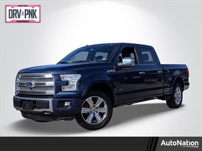 2015 F-150 SuperCrew Cab 4x4, Pickup #FFA33781 - photo 1