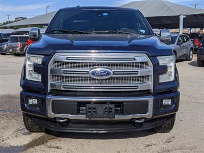 2015 F-150 SuperCrew Cab 4x4, Pickup #FFA33781 - photo 3