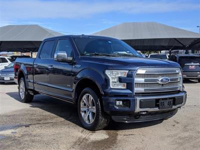 2015 F-150 SuperCrew Cab 4x4, Pickup #FFA33781 - photo 4