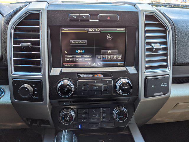 2015 Ford F-150 SuperCrew Cab 4x4, Pickup #FFA61343 - photo 17