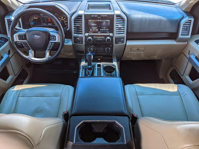2015 Ford F-150 SuperCrew Cab 4x4, Pickup #FFA61343 - photo 19