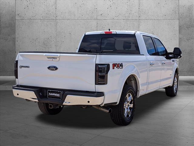 2015 Ford F-150 SuperCrew Cab 4x4, Pickup #FFA61343 - photo 6