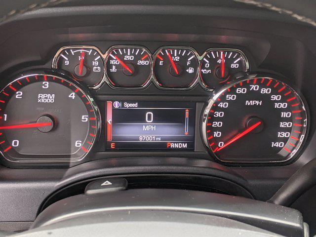 2015 GMC Sierra 1500 Crew Cab 4x4, Pickup #FG534514 - photo 9