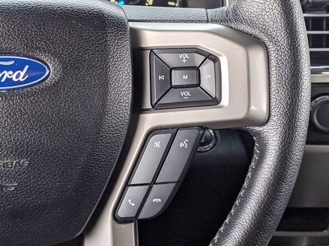 2015 Ford F-150 SuperCrew Cab 4x4, Pickup #FKE69848 - photo 12