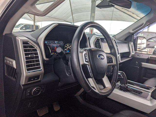 2015 Ford F-150 SuperCrew Cab 4x4, Pickup #FKE69848 - photo 9