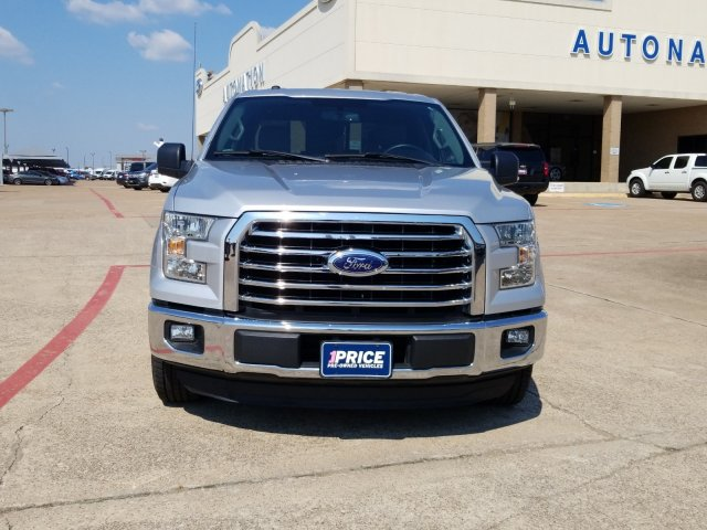 2016 F-150 SuperCrew Cab 4x2,  Pickup #GFA11390 - photo 3