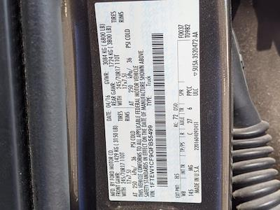 2016 F-150 SuperCrew Cab 4x2,  Pickup #GFB55499 - photo 21
