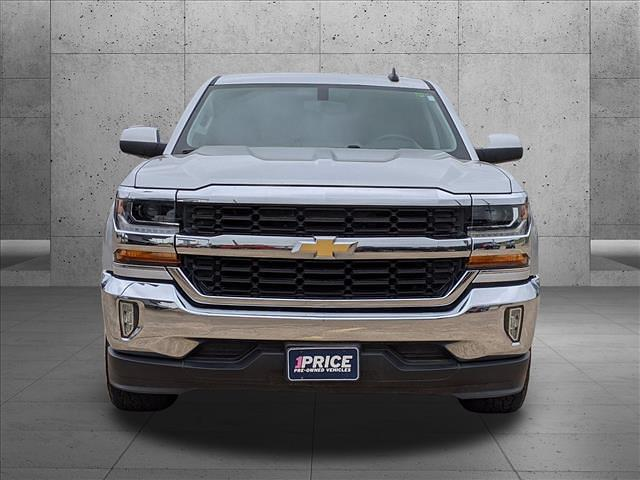 2016 Chevrolet Silverado 1500 Crew Cab 4x2, Pickup #GG112988 - photo 5