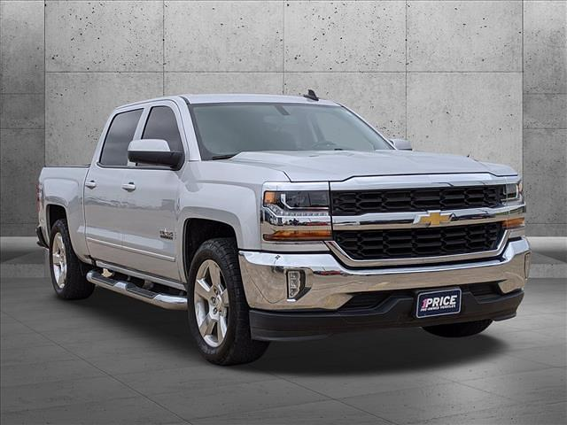 2016 Chevrolet Silverado 1500 Crew Cab 4x2, Pickup #GG112988 - photo 3