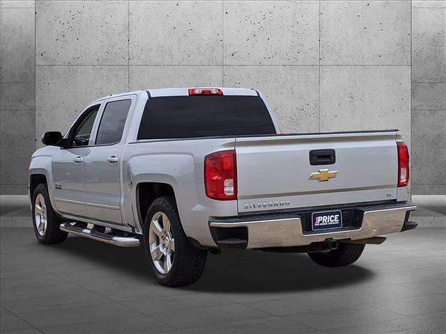 2016 Chevrolet Silverado 1500 Crew Cab 4x2, Pickup #GG112988 - photo 2